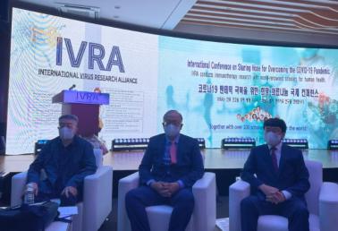 코로나 新치료법 '온열치료기'…IVR…